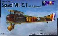 SPAD VII C.1 U.S. Volunteers