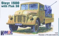 Steyr 1500 with Flak 38