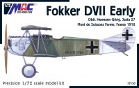Fokker DVII Early